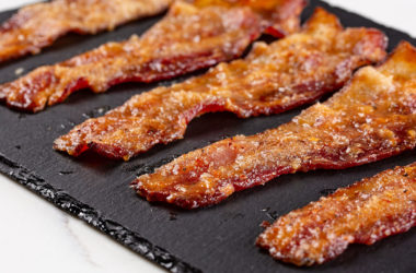 spicy candy bacon